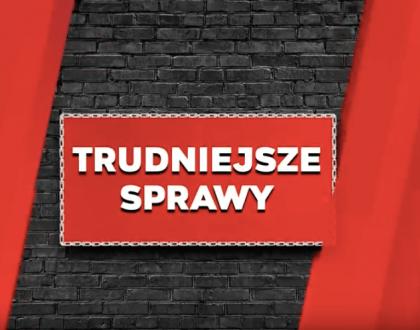 Trudniejsze Sprawy - PRZEŁOMOWA produkcja na polskim YouTube!