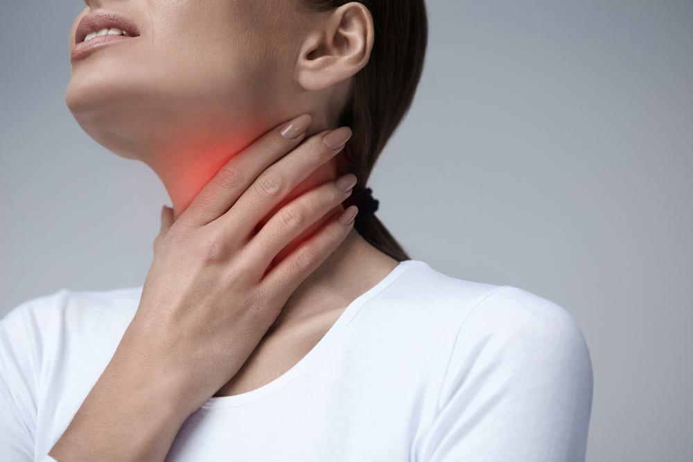 5 domowych sposobów na ból gardła!