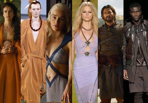 10 niesamowitych modowych inspiracji prosto z Gry o Tron