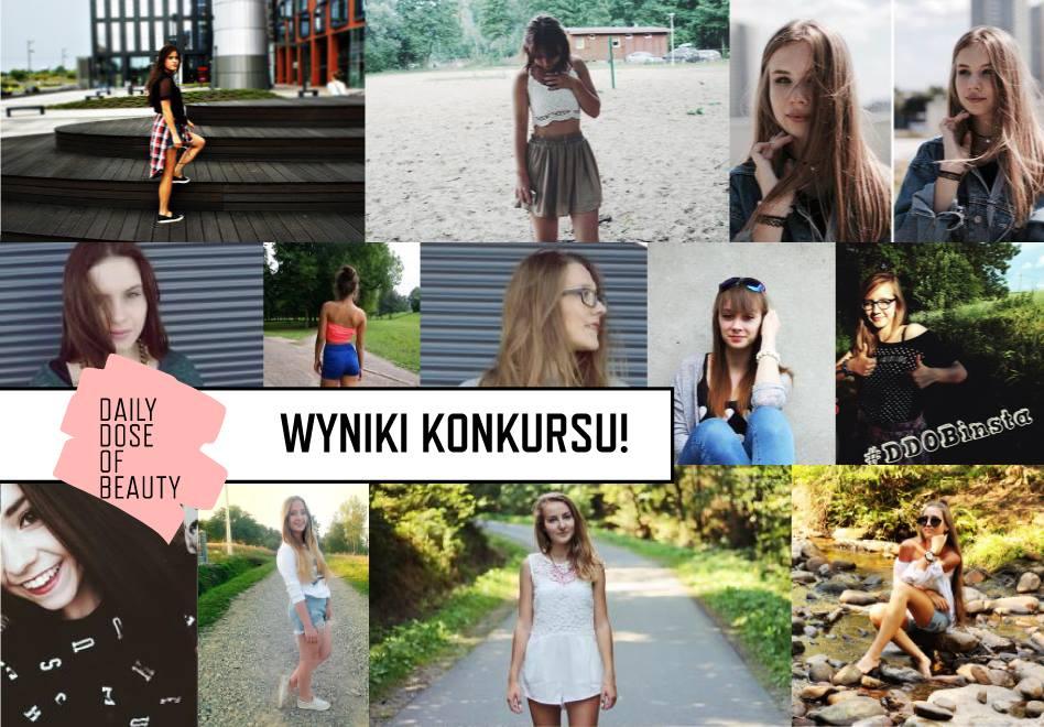 5 najlepszych blogerek! Wyniki konkursu!