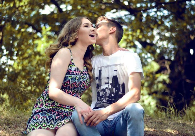 Love is all around us - czyli Zakochani w obiektywie Martyny