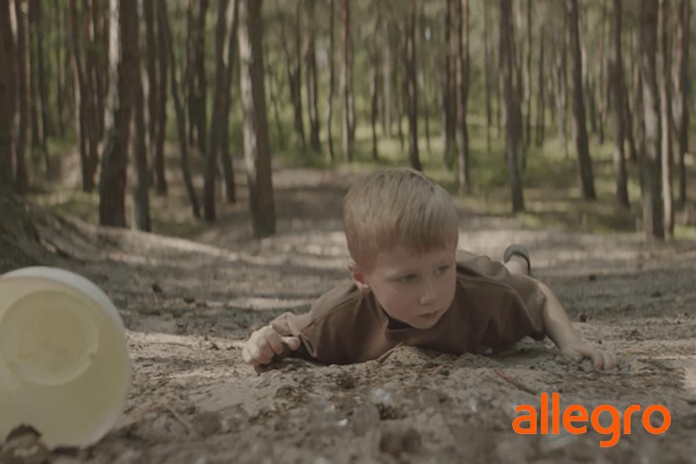 Allegro prezentuje nową reklamę! Kolejny wyciskacz łez?