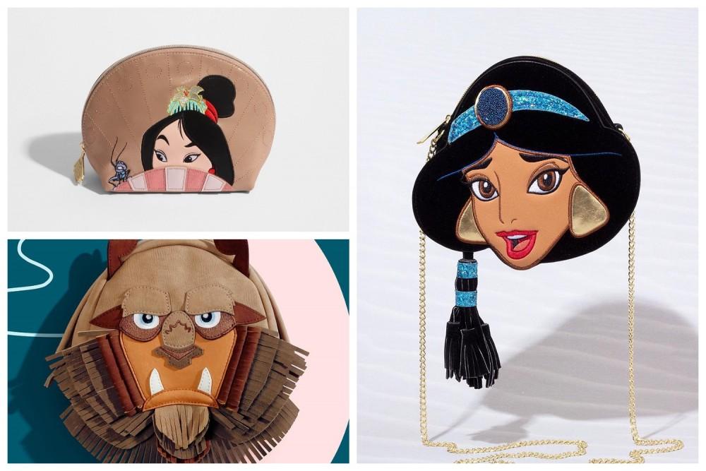 Niesamowite torebki z motywami Disneya – zapragniesz je mieć!