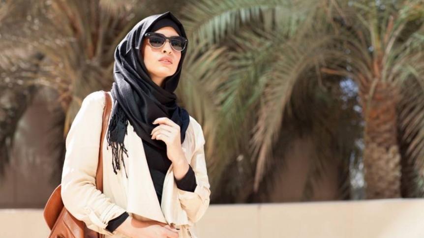 Oto muzułmańskie fashionistki! Piękne i zadziwiająco stylowe!