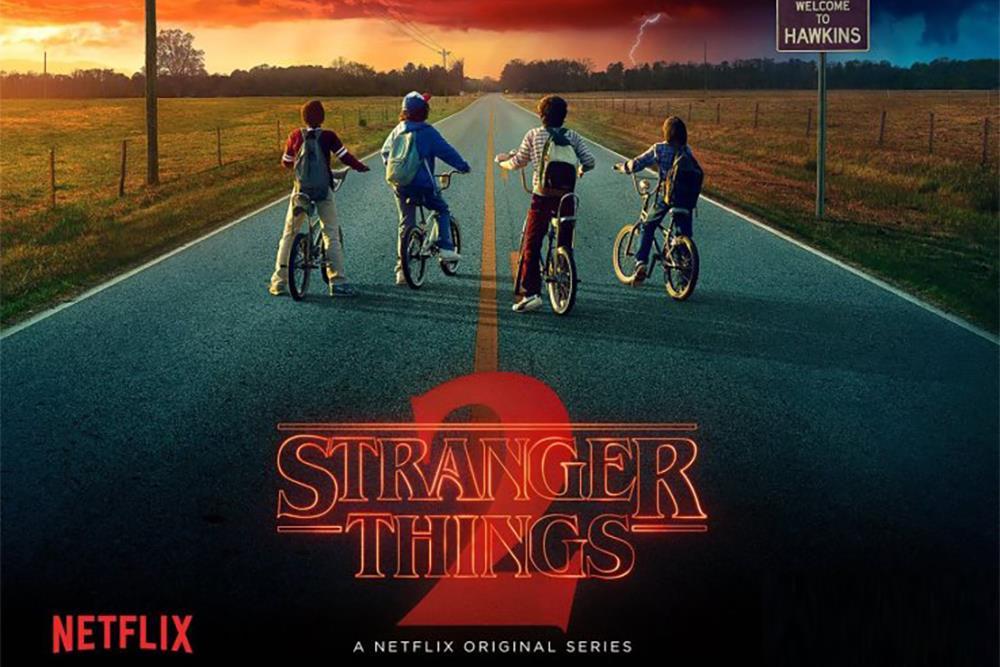 """Zobaczcie drugi zwiastun """"Stranger things 2"""". Znamy datę premiery!"""