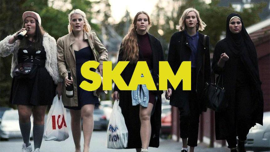 QUIZ: Co wiesz o serialu SKAM?