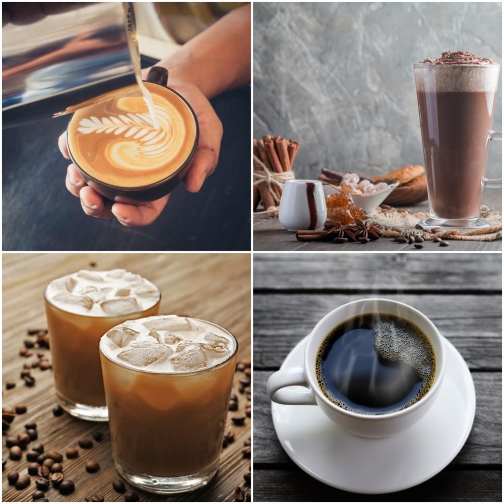 Stwórz swoją ulubioną kawę, a powiemy Ci, jaką masz osobowość