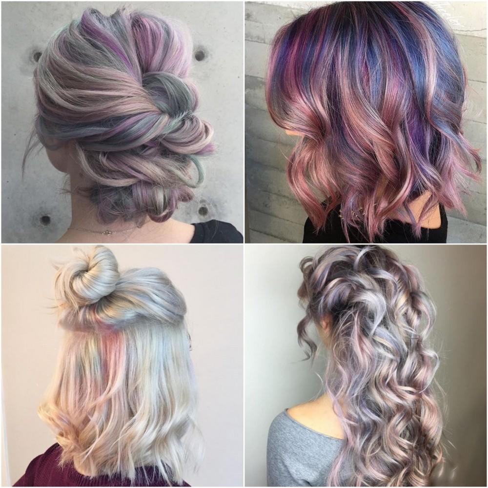 Holograficzne włosy: zrób je sama!