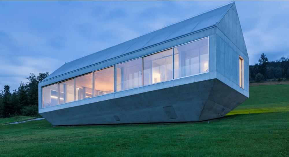 """Najpiękniejszy budynek świata w Polsce! Zobacz """"Arkę Koniecznego"""""""