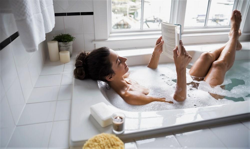 Gorąca kąpiel pozwala schudnąć?! To prawda