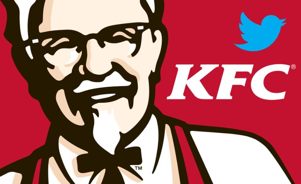 KFC obserwuje tylko 11 osób na Twitterze. Dlaczego? Powód jest genialny!