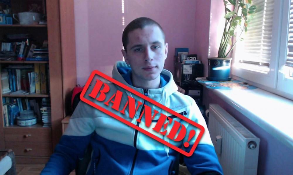 Rafonix został zbanowany! Youtube walczy z patostreamami