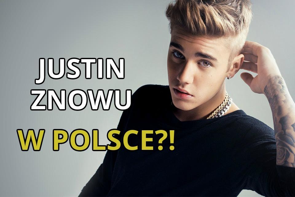 Justin Bieber w Polsce?!