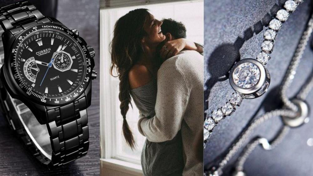 Spraw bliskiemu prezent na Gwiazdkę. Przegląd tanich zegarków, biżuterii i innych akcesoriów
