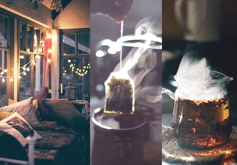 Rozgrzewające herbaty na jesienne wieczory