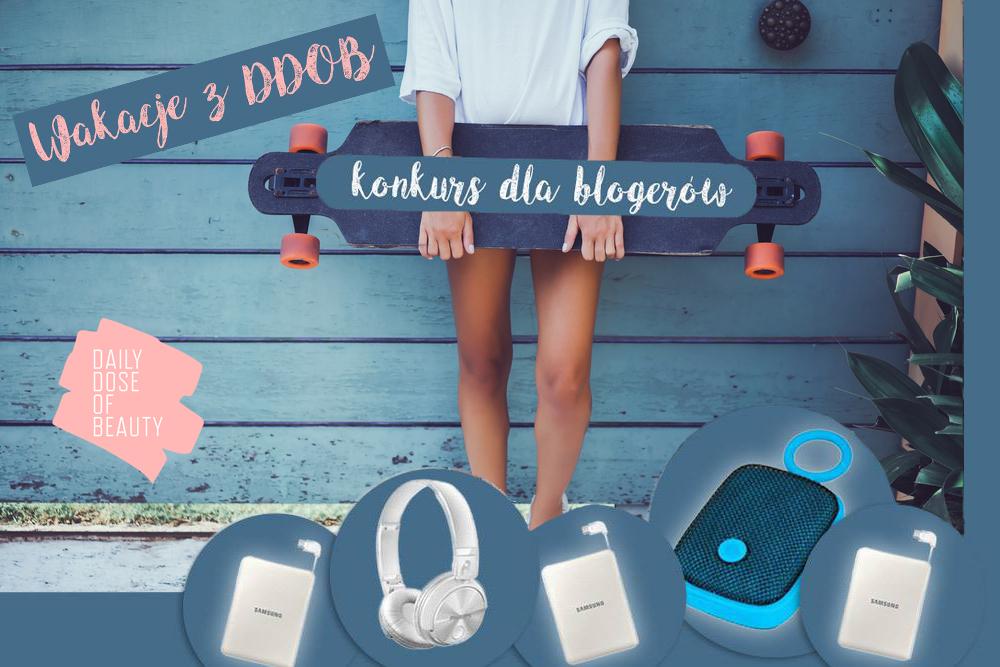 Weź udział w blogowym konkursie DDOB i zgarnij super nagrody!