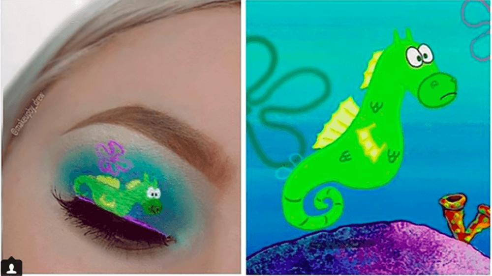 Nowy trend: makijaż inspirowany internetowymi memami