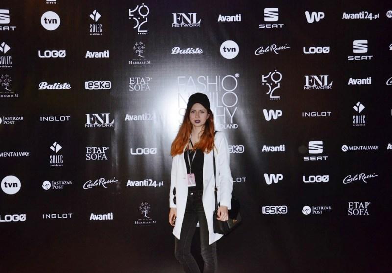 Ola Brzeska - Fashion Week w Łodzi