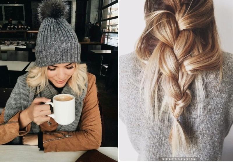 Zdrowe i mocne włosy na jesień/zimę: jak uchronić je przed mrozem?