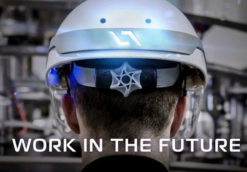 Kask przyszłości?