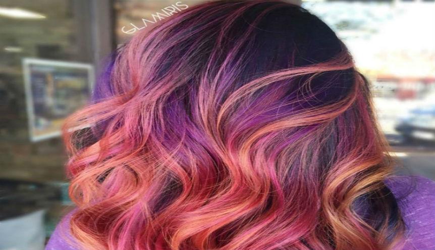 Violet-copper – hit tej jesieni!