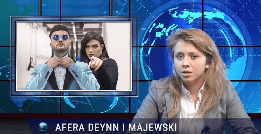 Deynn i Majewski kontra cały świat – czyli nowa produkcja Abstrachuje!