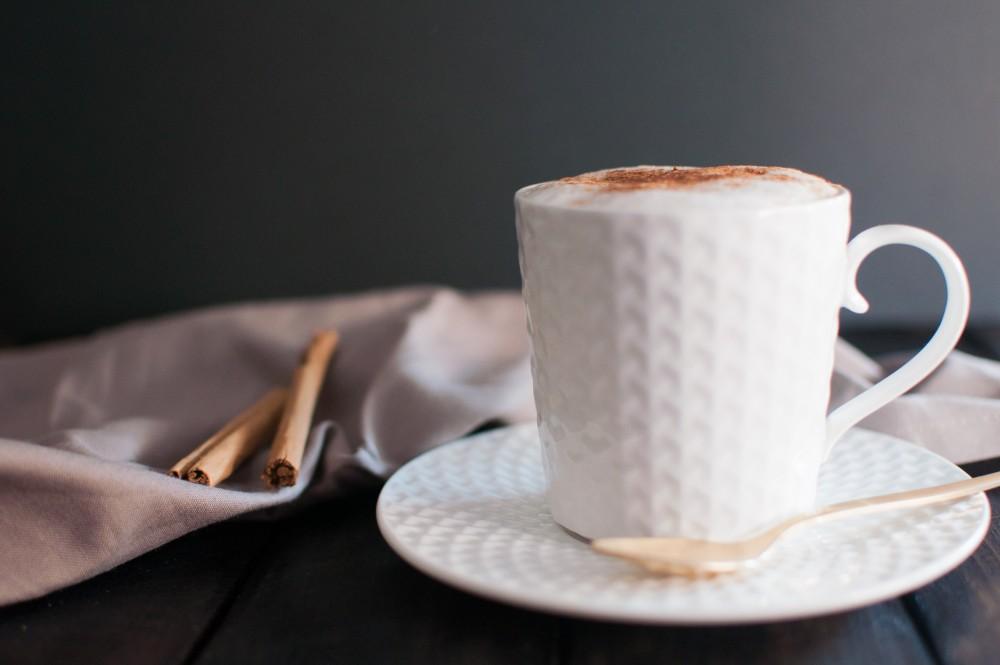 Chai latte - rozgrzewający napój idealny na zimę!