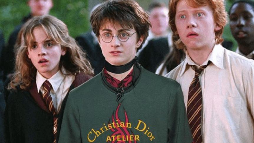 Co wspólnego ma Dior i Harry Potter?