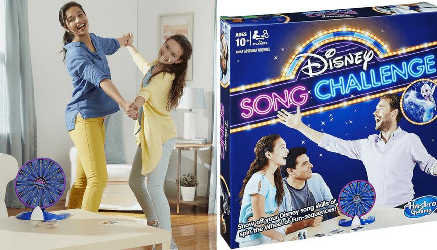 Sprawdź się w najnowszej grze planszowej Disneya!