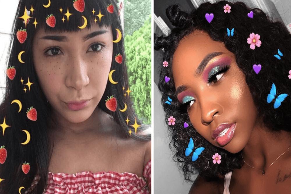 Nowy trend – emotki we włosach!