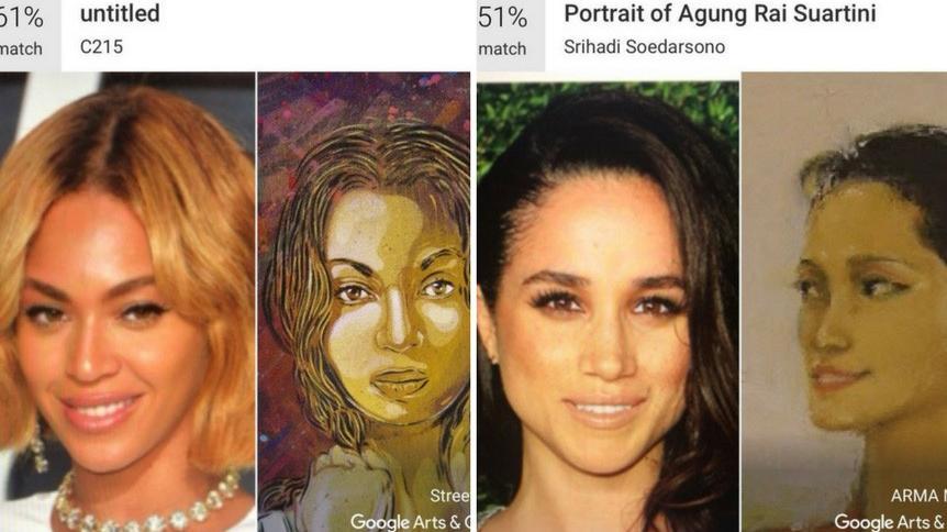 """Aplikacja """"Google Arts & Culture"""" znajdzie Twojego sobowtóra w słynnym portrecie"""