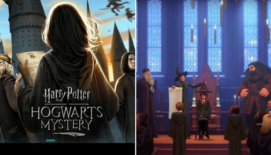 Harry Potter Hogwarts Mystery - mobilna gra, która pozwoli Ci być czarodziejem