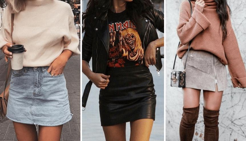 5 błędów, które popełniasz nosząc mini