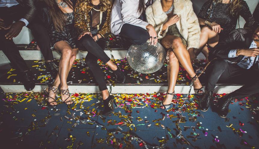 7 rzeczy, których spodziewasz się każdego sylwestra, które zdecydowanie się nie wydarzą