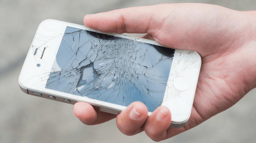 Koniec rozbitego ekranu telefonu? Odkryto samoregenerujące się szkło