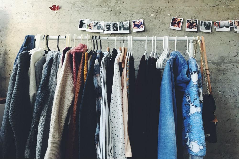 7 sposobów, żeby Twoja szafa wyglądała lepiej!