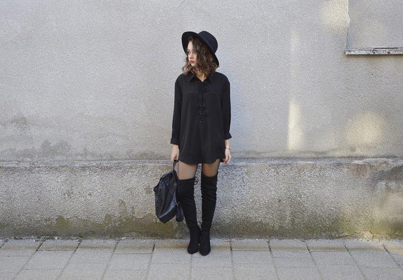 LADY IN BLACK -Stereotyp blogerki