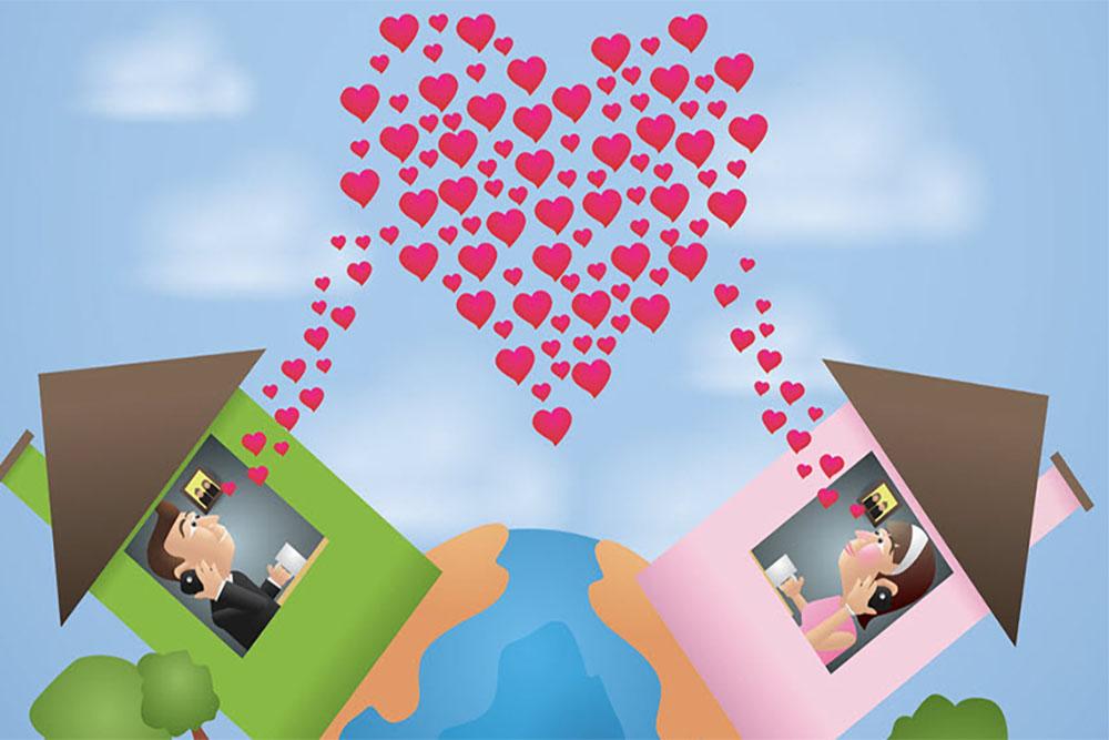 7 sekretów udanego związku na odległość