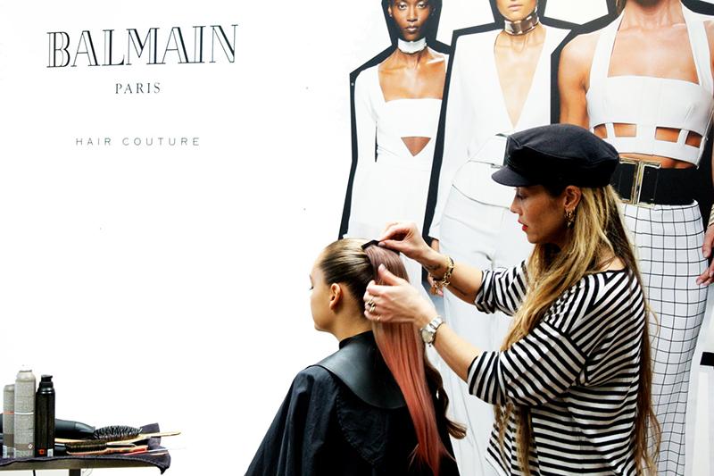 Nowy i szybki sposób przedłużania włosów. Co ma z tym wspólnego Balmain?