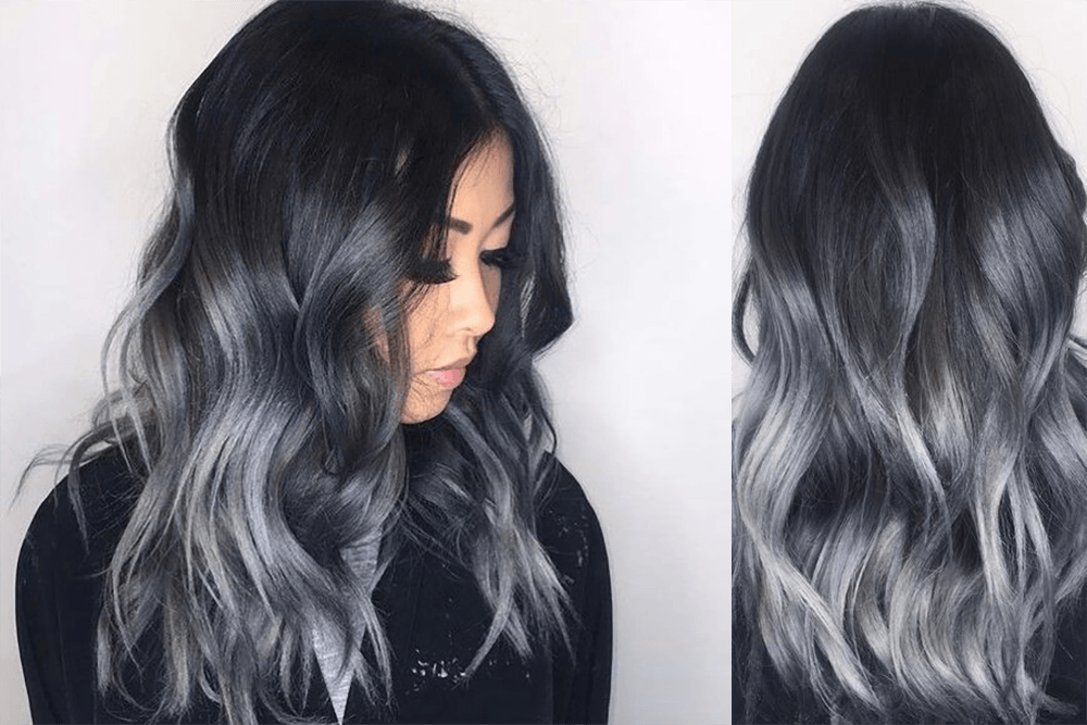 """""""Charcoal Hair"""" podbijają Instagram! Zobacz o co w tym chodzi!"""