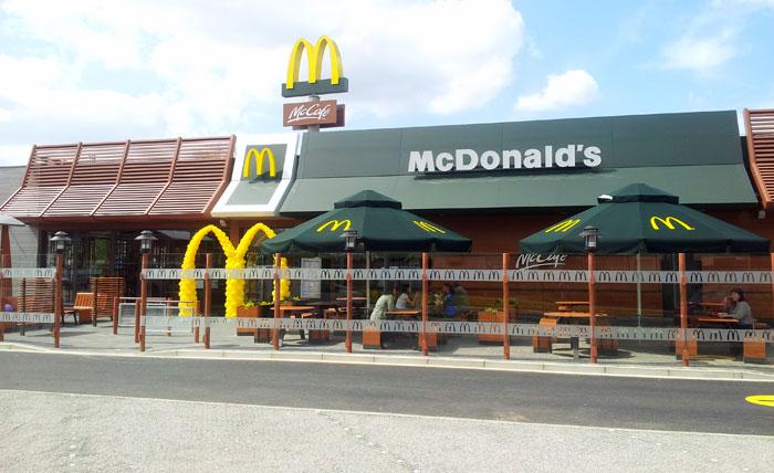Dowóz do domu z McDonald's w Polsce szybciej niż myślisz!