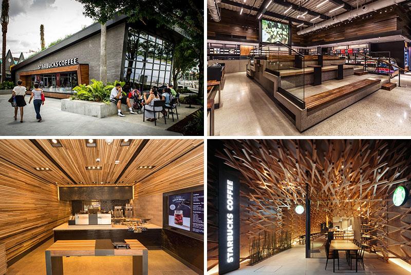 11 unikatowych kawiarni Starbucks z całego świata