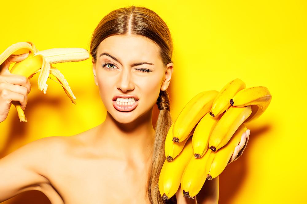 Co sięstanie z Twoim ciałem, gdy będziesz jadł 2 banany dziennie?