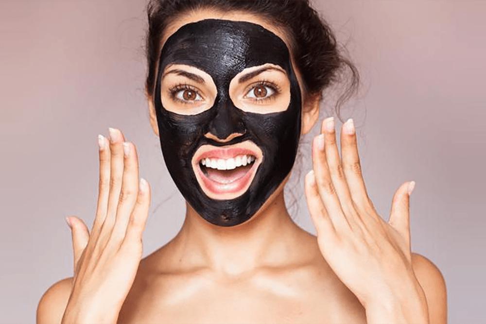 Dlaczego powinnyśmy stosować czarną maskę z węgla?