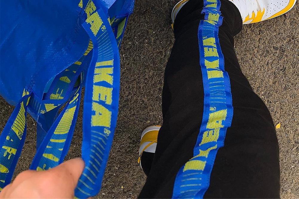 Absurdalne rzeczy wykonane z kultowej torby IKEA Frakta!