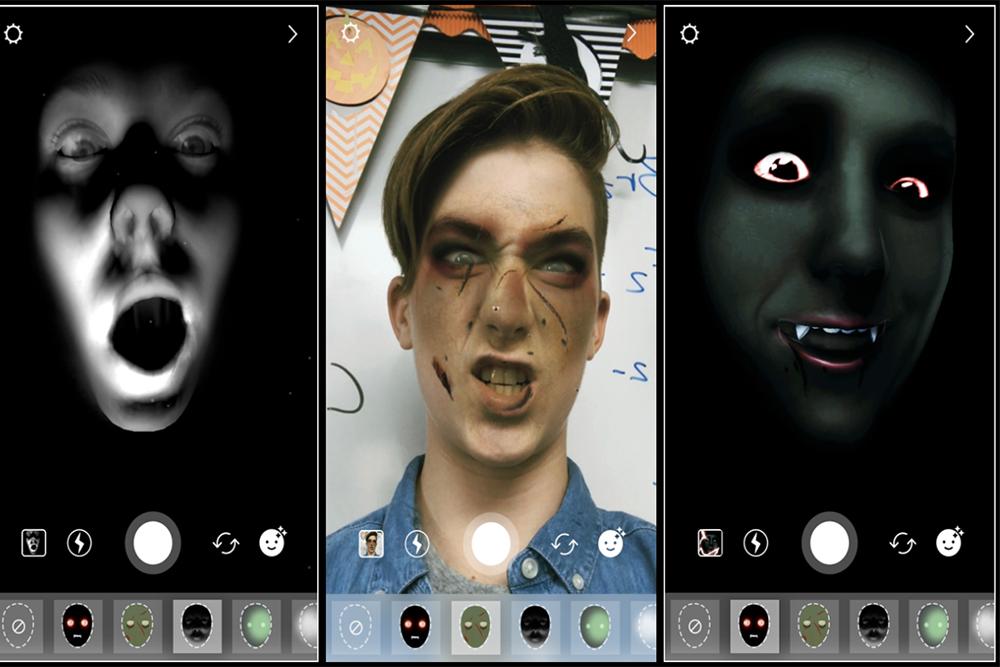 Nowości na Instagramie! Superzoom i specjalne efekty na Halloween
