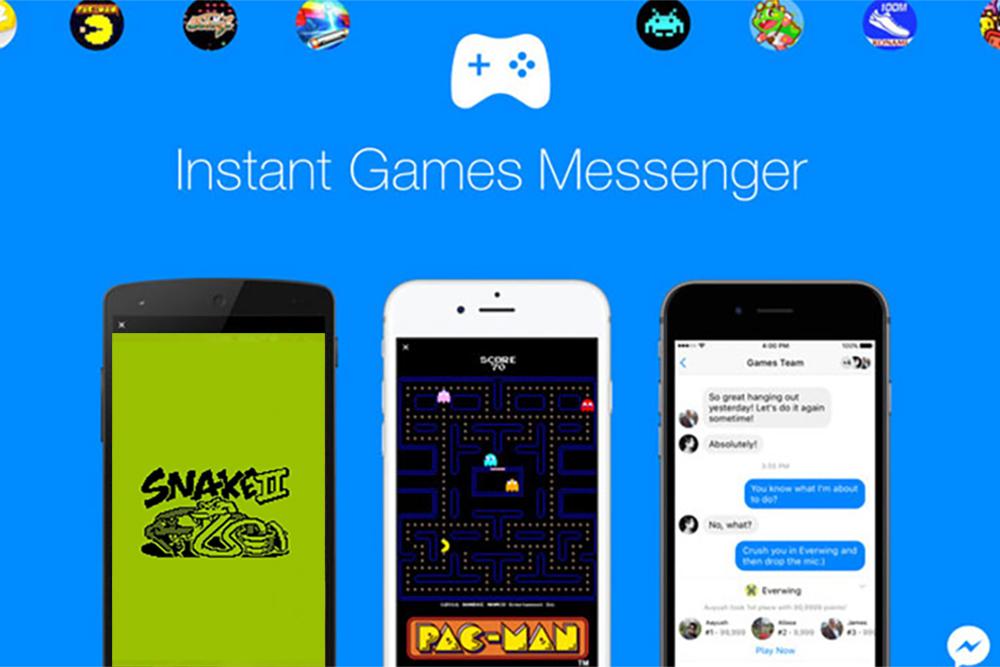 Gry na Messengerze – rzuć wyzwanie swoim znajomym!