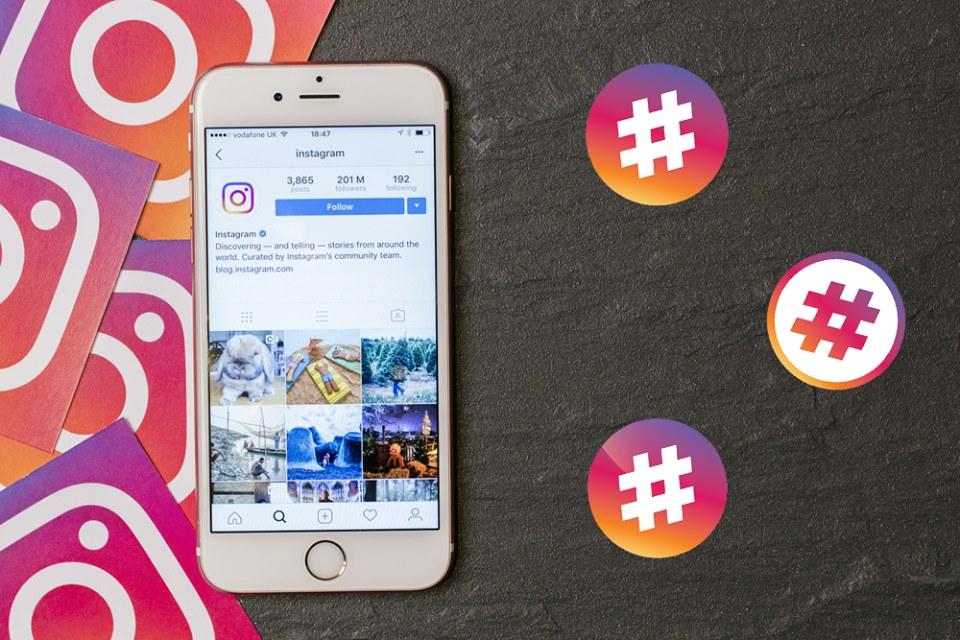 Oto najpopularniejsze hashtagi na Instagramie!