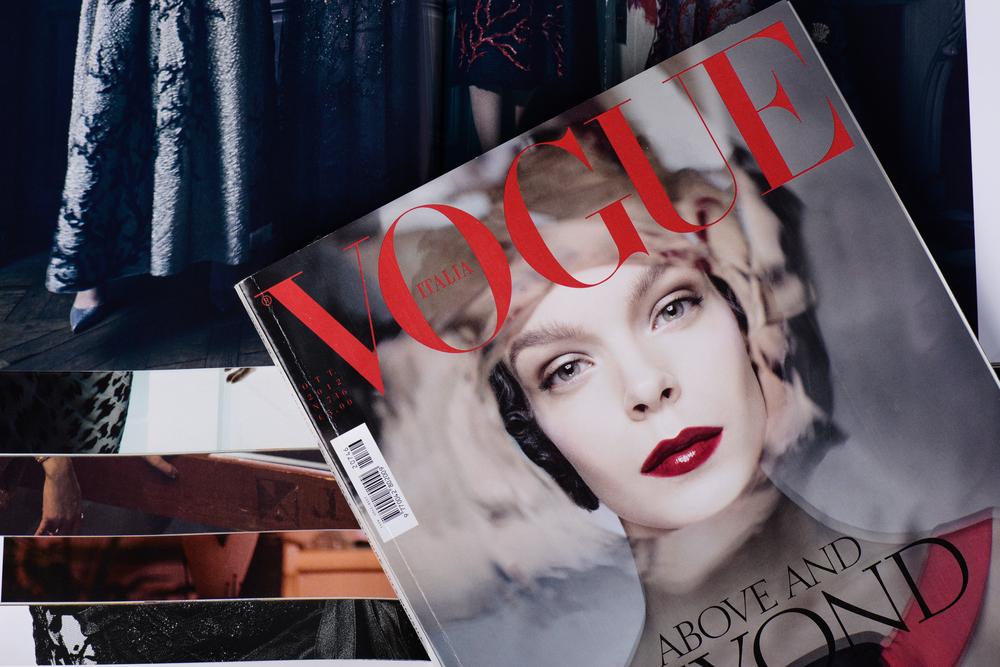 """Czy na rynku pojawi się polska wersja magazynu """"Vogue""""?"""