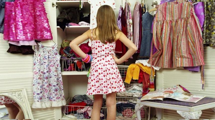 8 rzeczy, o których musisz pamiętać robiąc porządek w szafie